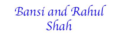 Bansi Shah